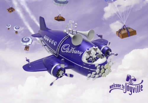 cadbury report done retouched